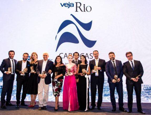 Cariocas do Ano, Revista Veja Rio – 2015