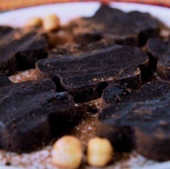 Brownie de Grão-de-bico