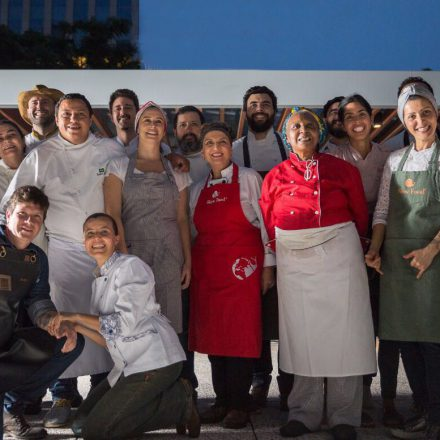 Integrante da Aliança de Cozinheiros do Slow Food Brasil